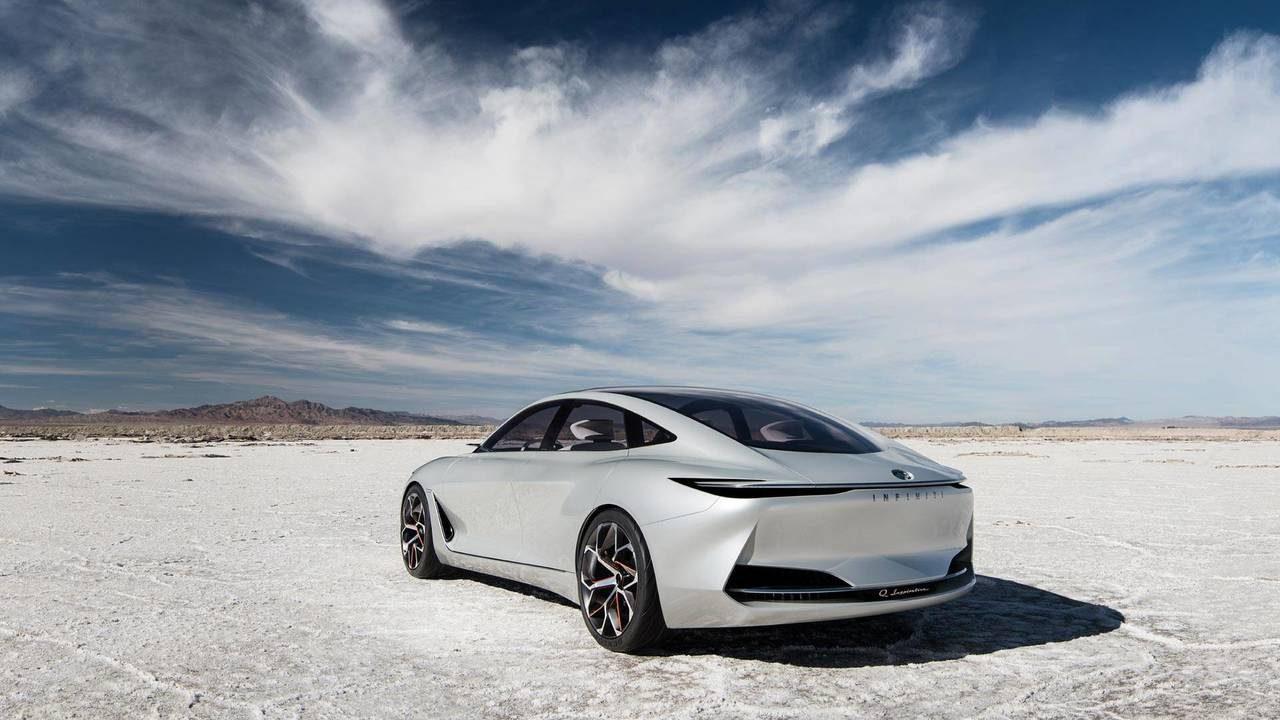 a0a8c38f72d Infinity: Νέα ηλεκτρική πλατφόρμα αυτοκινήτων και ένα πρωτότυπο από τα 40's