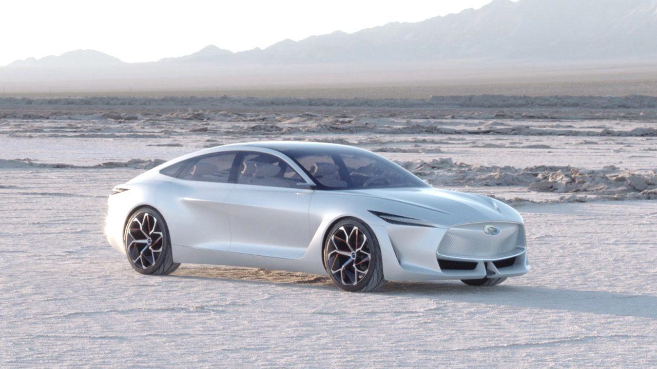 86574509fca Infinity: Νέα ηλεκτρική πλατφόρμα αυτοκινήτων και ένα πρωτότυπο από ...