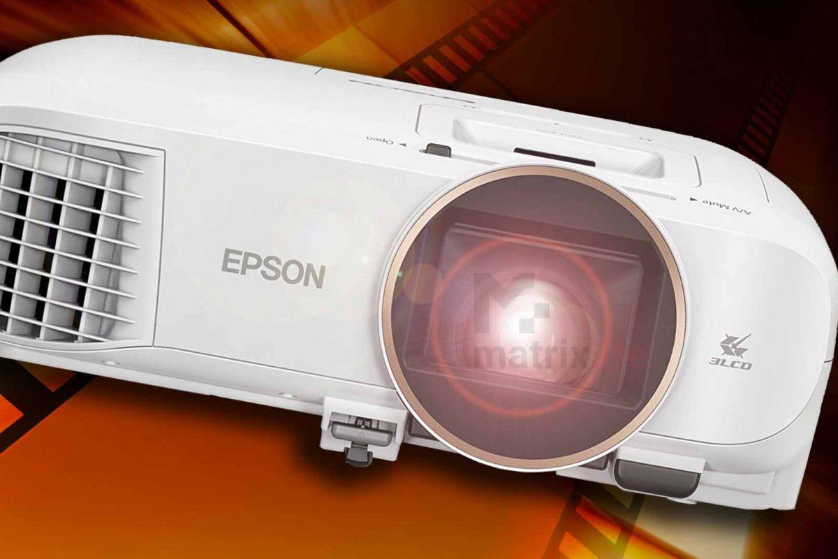 Epson EH-TW5650: Προσιτός και κινηματογραφικός!