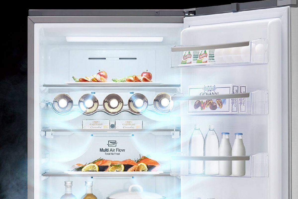 LG ψυγειοκαταψύκτες για υψηλή απόδοση και λειτουργικότητα