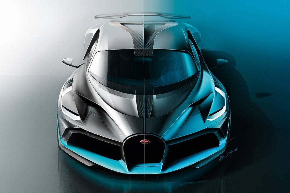 Bugatti Divo: Μια Diva που κόβει σαν ξυράφι!