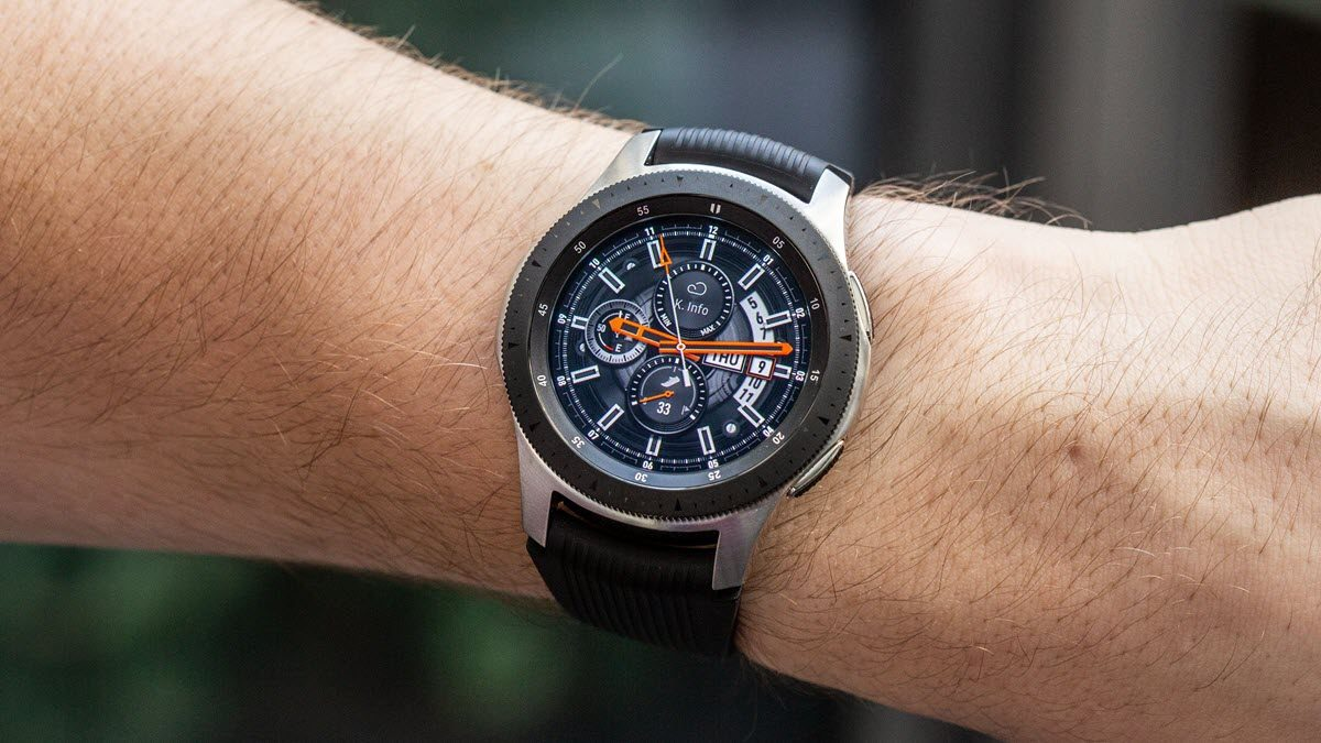 "Samsung Galaxy Watch: Πιο ""αναλογικό"" αλλά και πιο έξυπνο!"