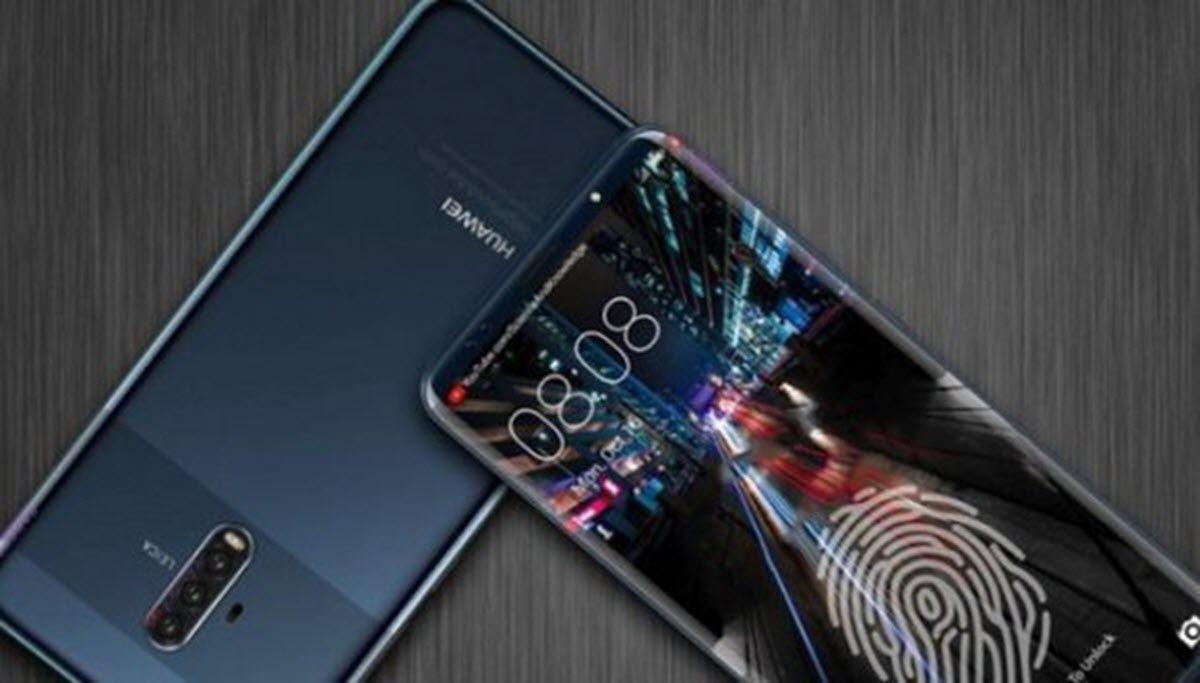 Huawei Mate 20 Pro με ιδιαίτερα μικρό notch και πλαίσιο!