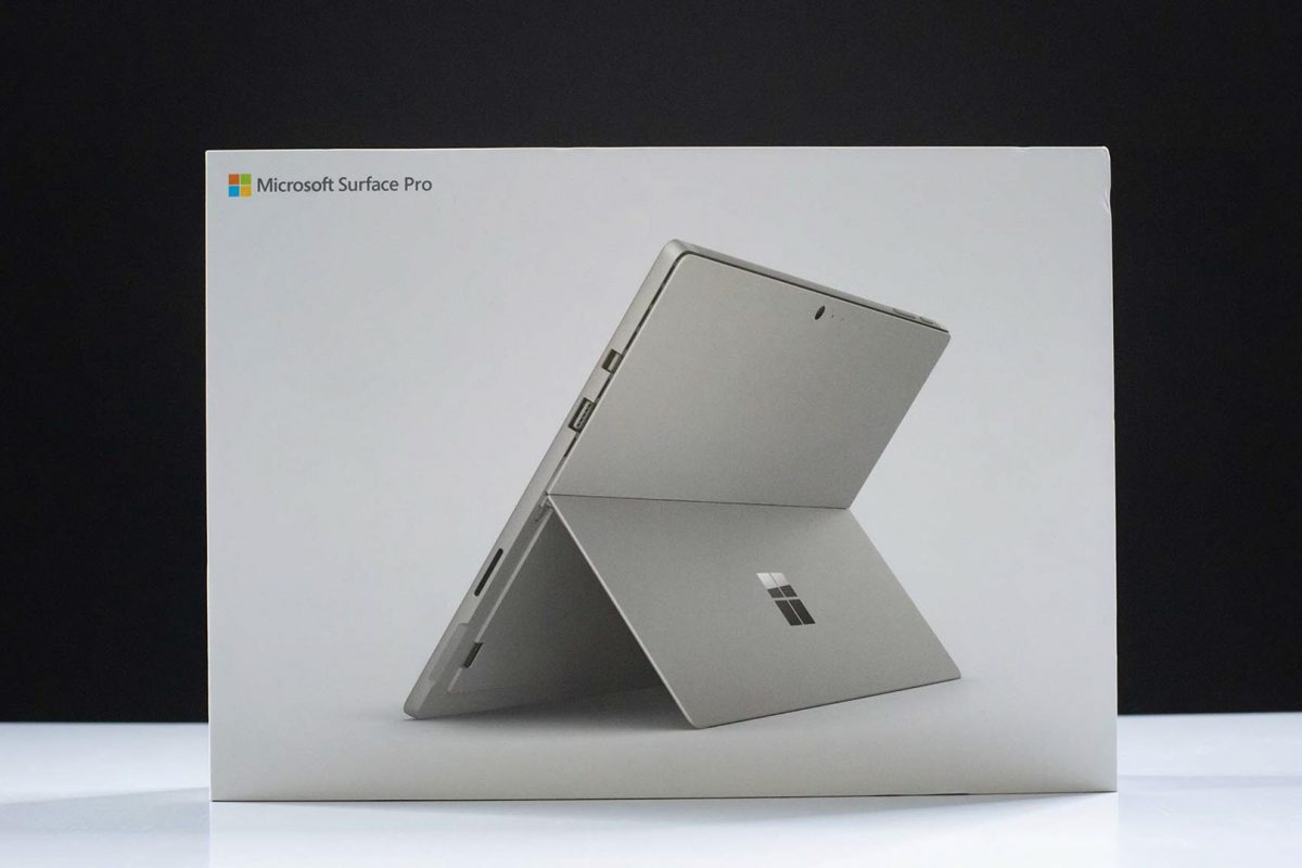 Microsoft Surface Pro 6, ίδιο design και επεξεργαστές Intel 8ης γενιάς