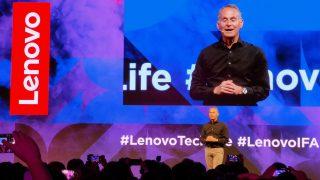 Lenovo IFA 2018: Νέα προϊόντα και μια βόλτα στο περίπτερο!