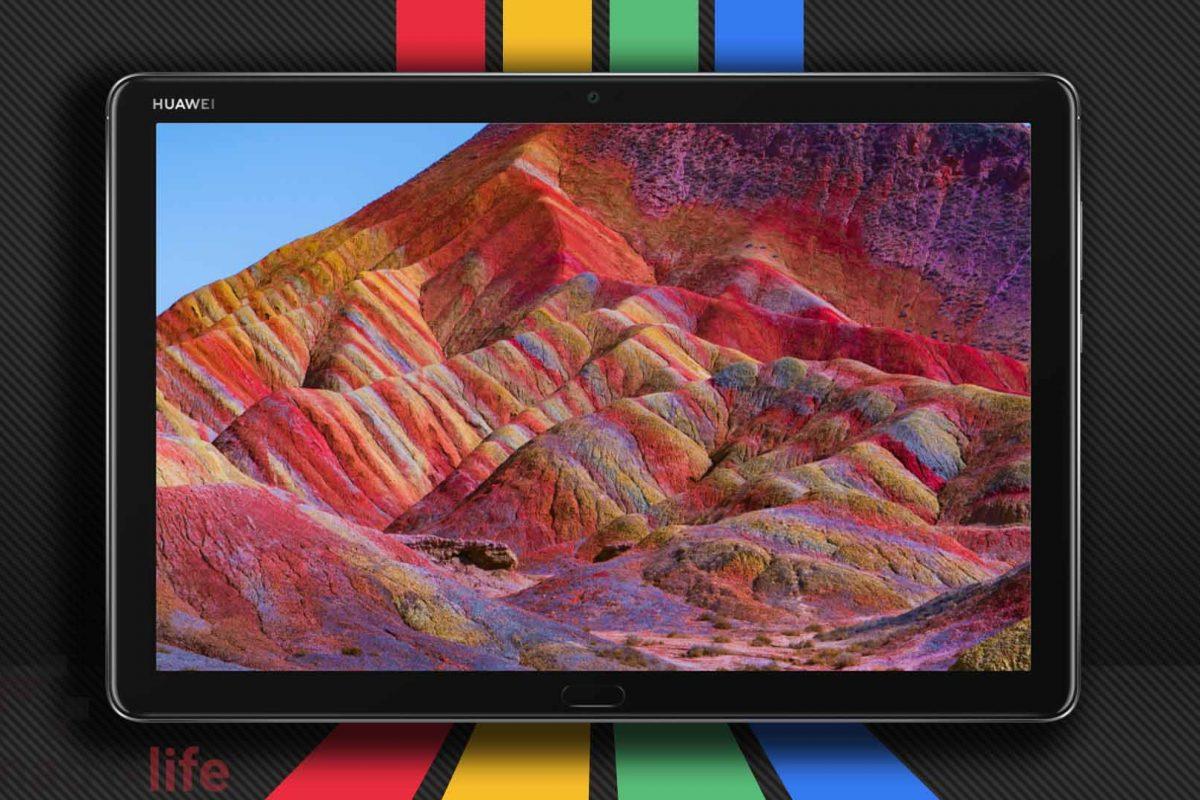 Huawei MediaPad M5 lite: Η lite πλευρά της ζωής σας!