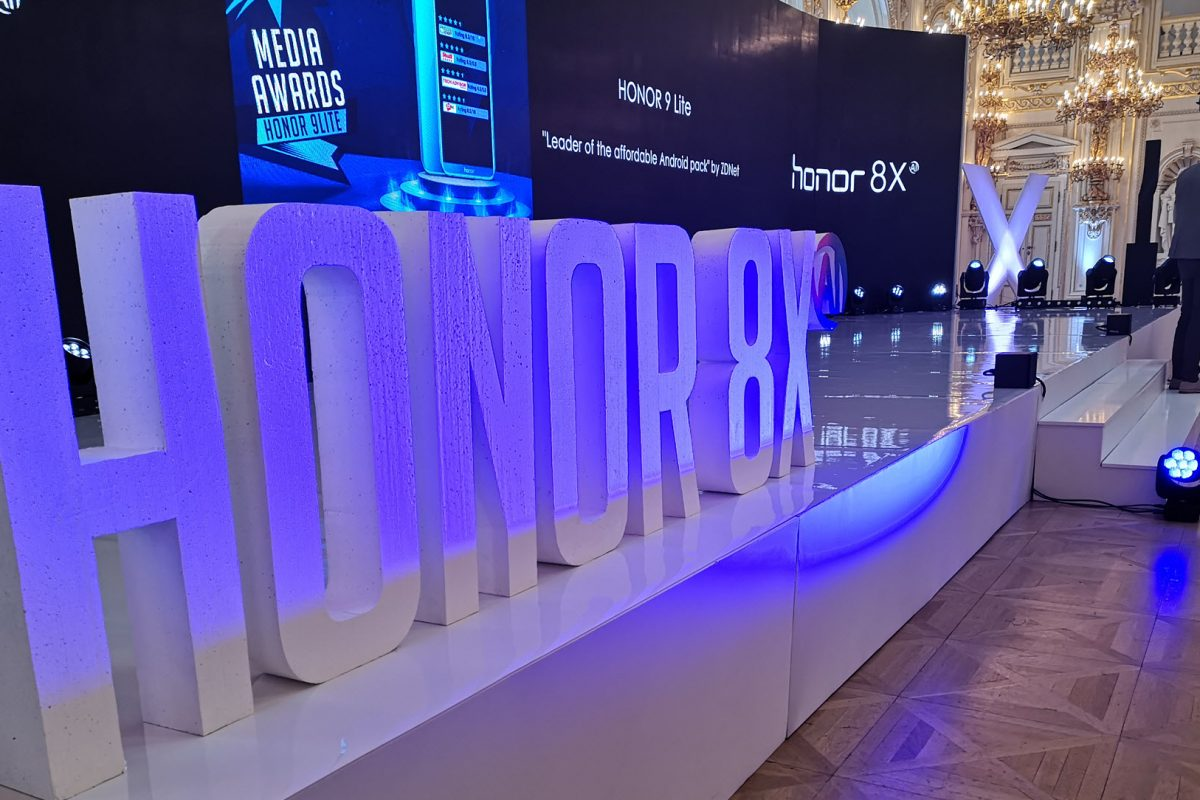 Honor 8X: Επίσημη παρουσίαση στην Πράγα