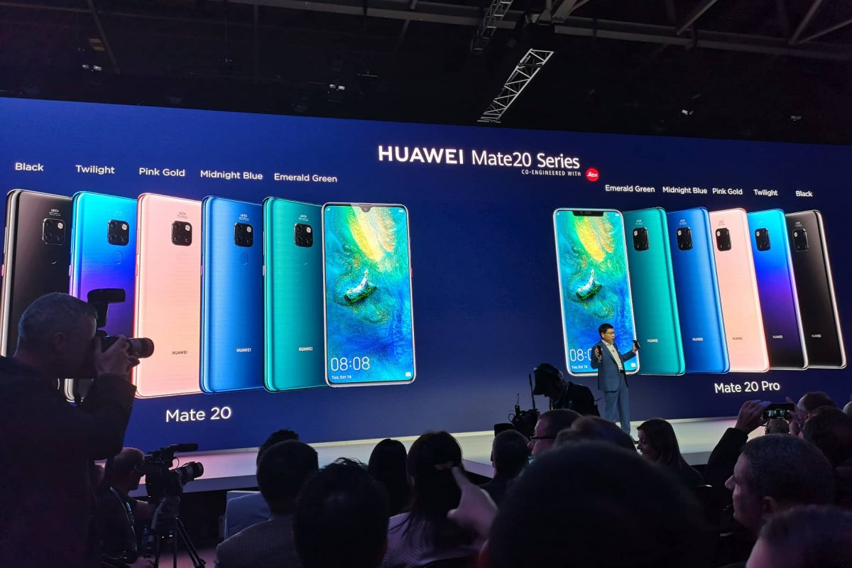 Huawei Mate 20 Series: Η αποκάλυψη μιας Ανώτερης Νοημοσύνης!
