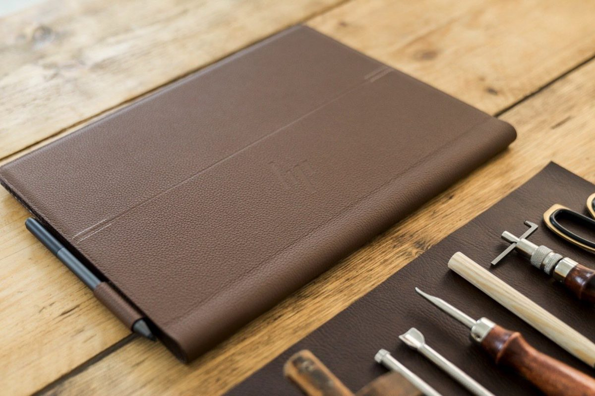 HP Spectre Folio: Μια 2 σε 1 δερμάτινη αμαρτία