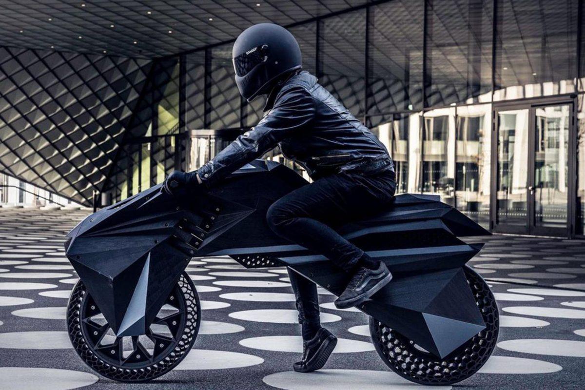 BigRep Nera: Η πρώτη μοτοσικλέτα από 3D εκτυπωτή!