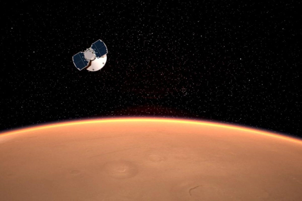 Ζωντανά από τον Άρη η προσεδάφιση του InSight lander της NASA!
