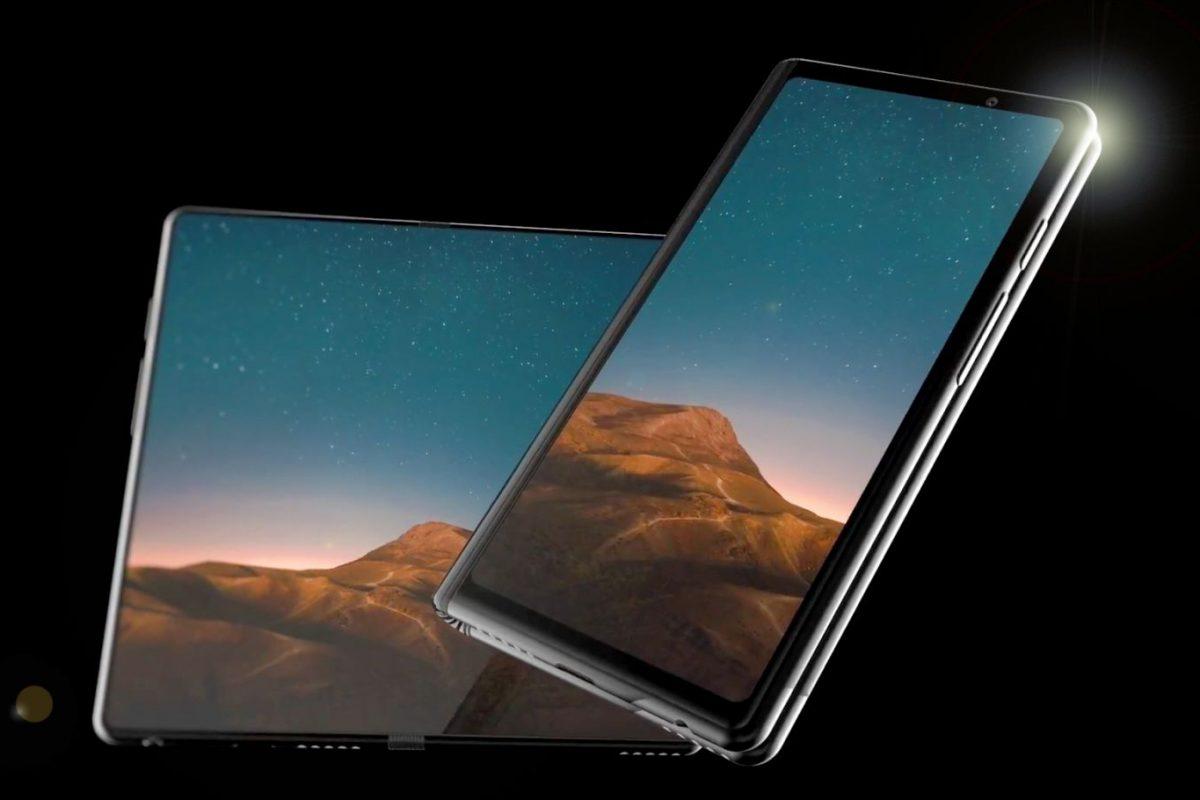 Samsung Galaxy X: Απολαύστε το αναδιπλούμενο κινητό της Samsung σε όλο του το μεγαλείο!