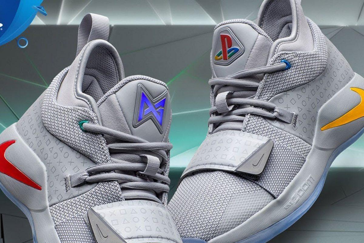 Nike Playstation sneakers: Τιμήστε τα νιάτα σας και το Playstation Classic!