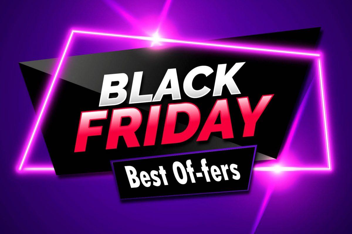 Black Friday Gadgets: Τα κορυφαία gadgets που θα αγοράσετε σήμερα!