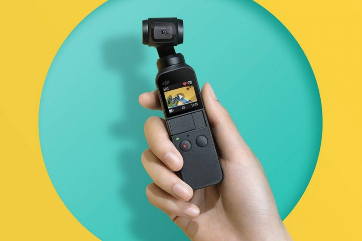 DJI Osmo Pocket: Για δημιουργούς και δημιουργικούς αλλά και κινηματογραφιστές τσέπης!