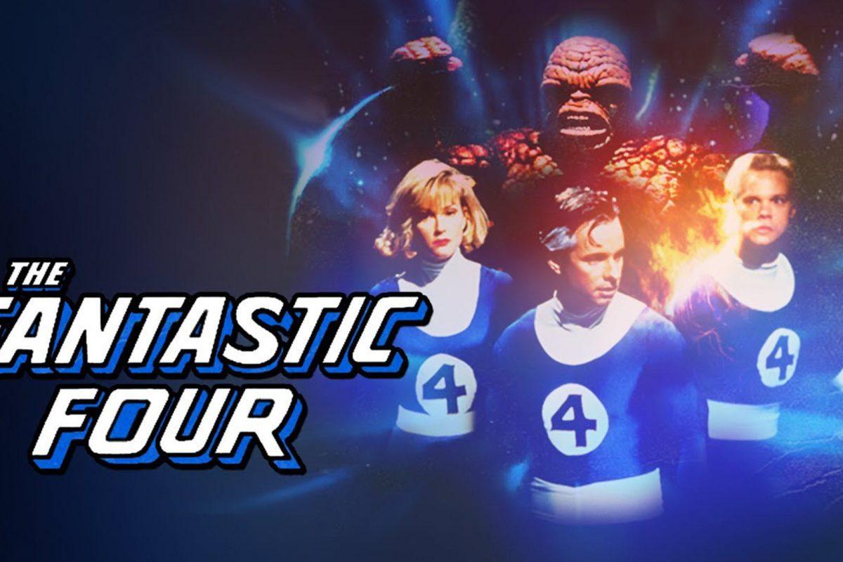 Marvel: Δείτε την ακυκλοφόρητη ταινία Fantastic Four του 1994 στο YouTube!