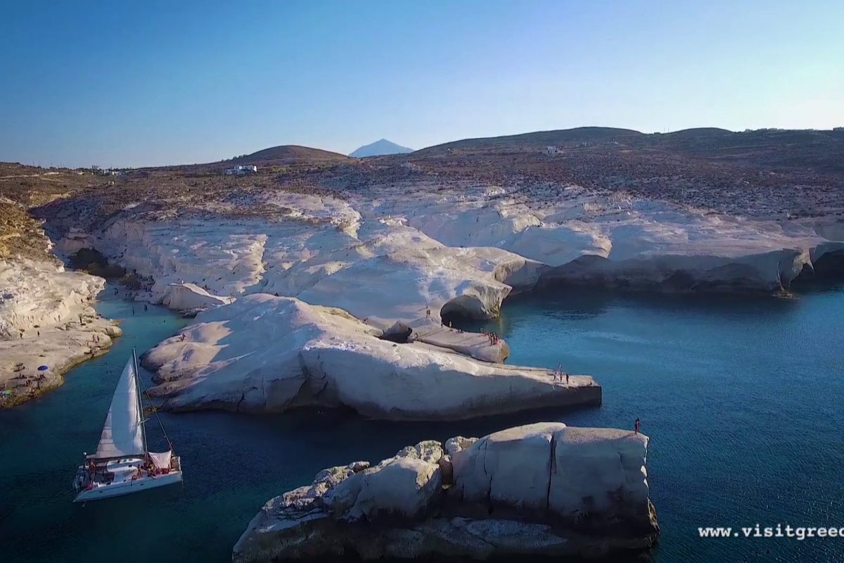 """Ψηφίστε και εσείς το βίντεο του ΕΟΤ """"Greece, a 365-day destination"""", ψηφίστε Ελλάδα!"""