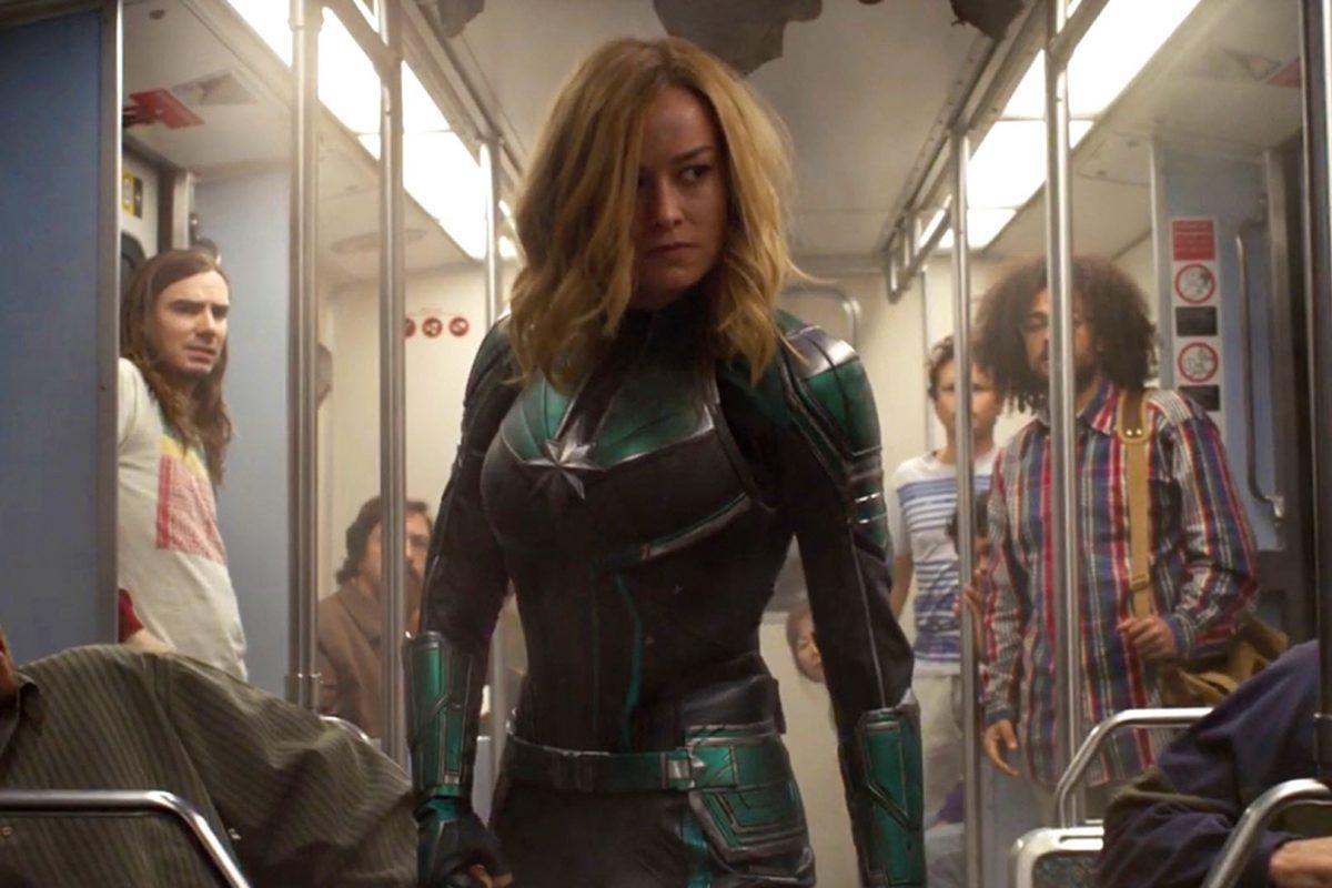 Captain Marvel: Νέο trailer με πολύ δράση και έναν νέο Nick Fury!