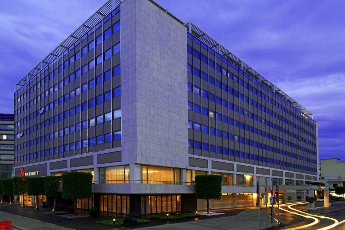 Το Athens Marriott Hotel επιλέγει τις ξενοδοχειακές λύσεις Information Display της LG Electronics