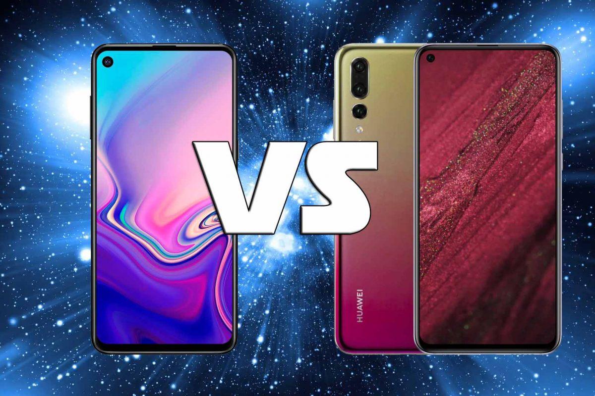 Huawei vs Samsung: Η μάχη της…τρύπας ξεκινάει σε μερικές ημέρες!