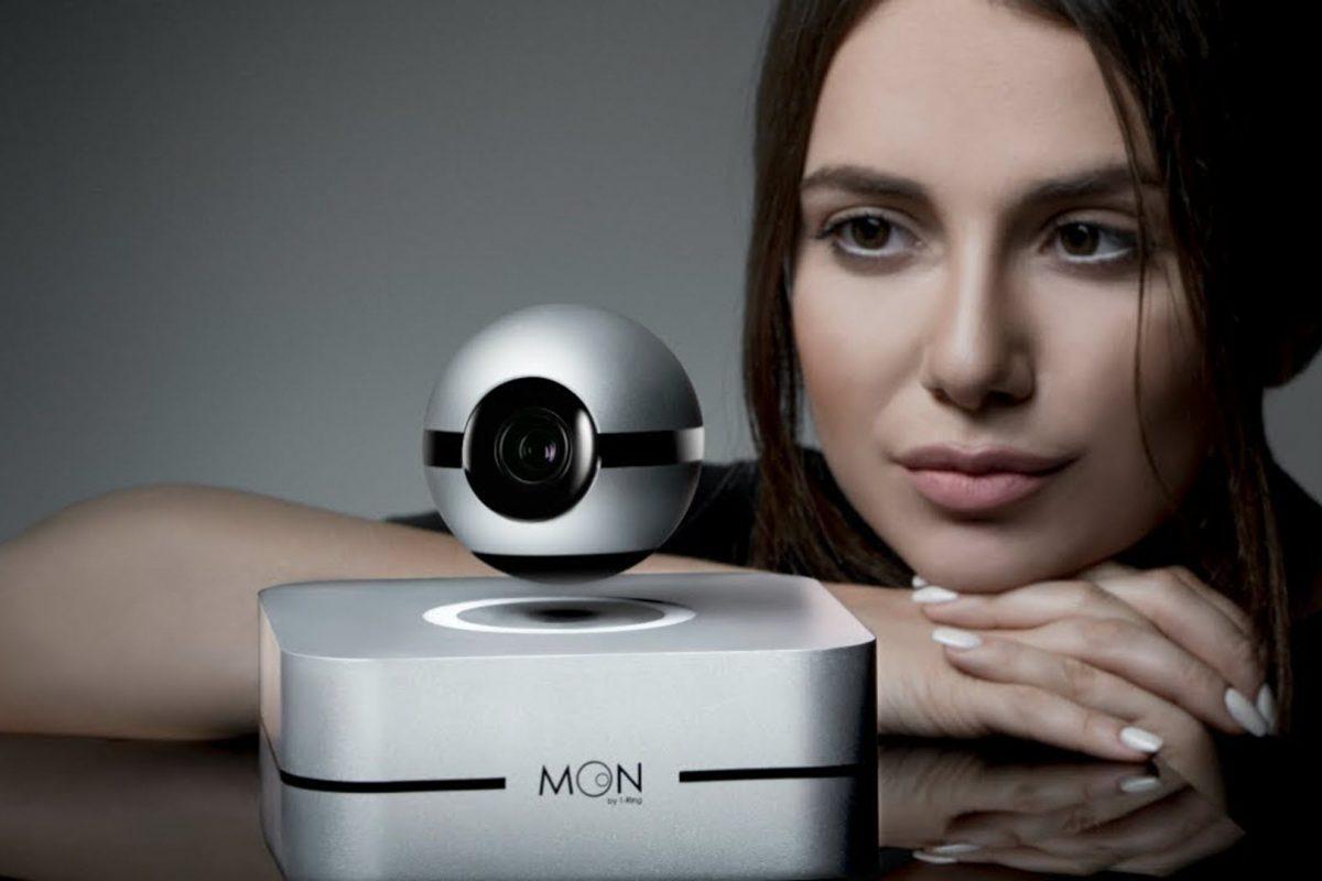 Moon By 1-Ring: Η έξυπνη κάμερα για το πιο έξυπνο σπίτι!