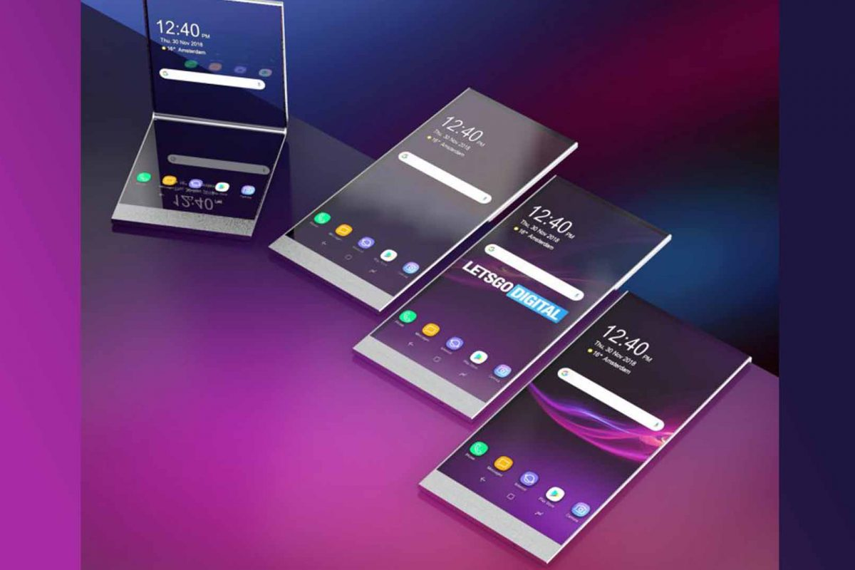 Η Sony ετοιμάζει το δικό της κινητό με αναδιπλούμενη οθόνη!