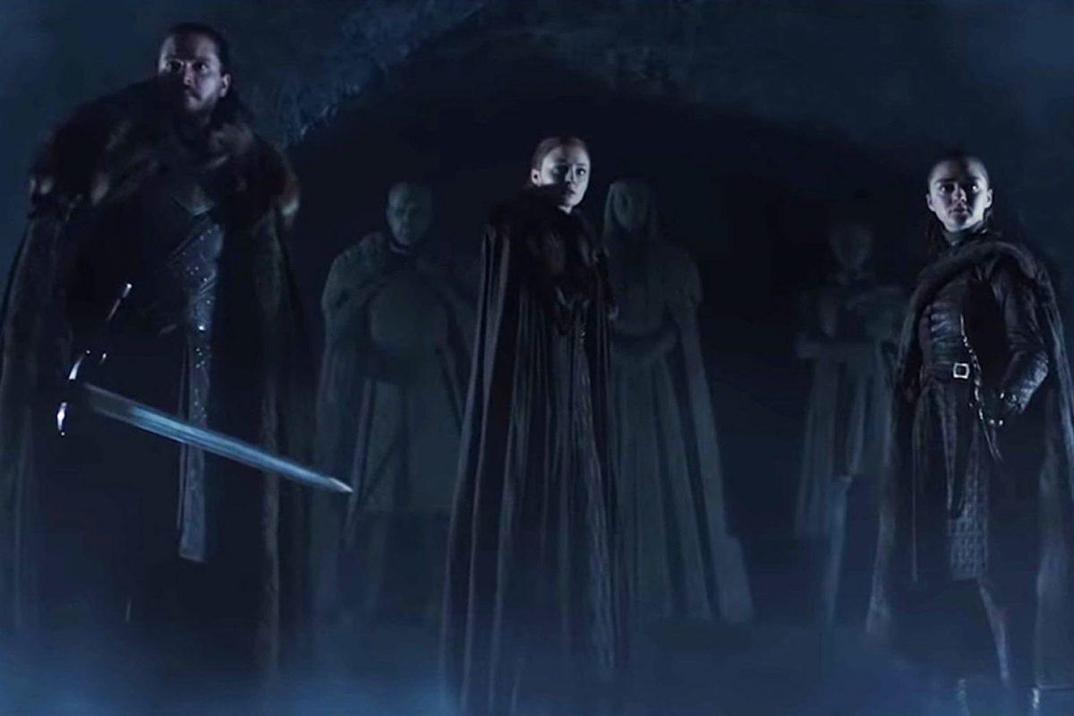 Game of Thrones Final Season: Το πρώτο trailer και επίσημη ημερομηνία προβολής!