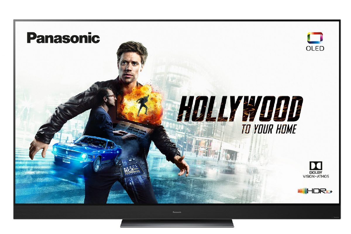 Panasonic GZ2000 4K OLED: Η απόλυτη κινηματογραφική TV στην CES 2019!