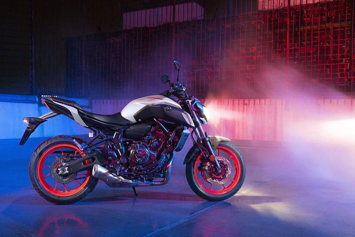 Νέα Yamaha ΜΤ-07 Ice Fluo άμεσα διαθέσιμη!