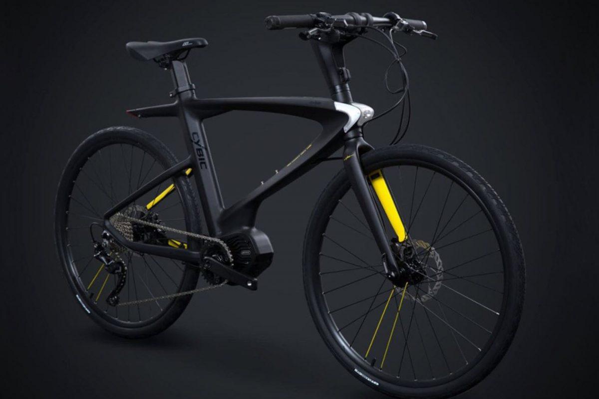 CybicLegend: Το πρώτο υβριδικό ποδήλατο με ενσωματωμένη την εξυπνάδα της Alexa!
