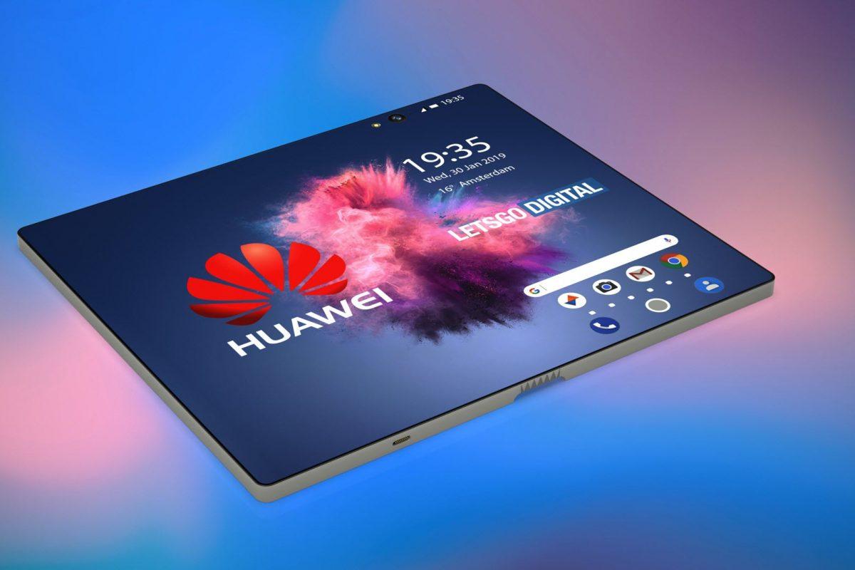 Huawei Mate foldable smartphone: Έρχεται στο Mobile Congress 2019!