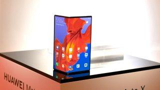 Huawei Mate X: Η μάχη των foldable phones ξεκίνησε και έχουμε ήδη έναν ξεκάθαρο νικητή