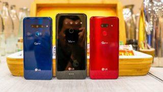 LG MWC 2019: LG V50 ThinQ & G8 ThinQ, δύο νέες εντυπωσιακές παρουσίες