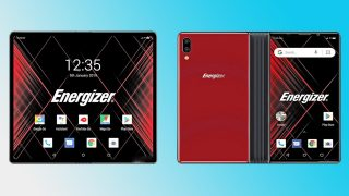 Και όμως, και η Energizer είχε το δικό της foldable κινητό στην MWC 2019!