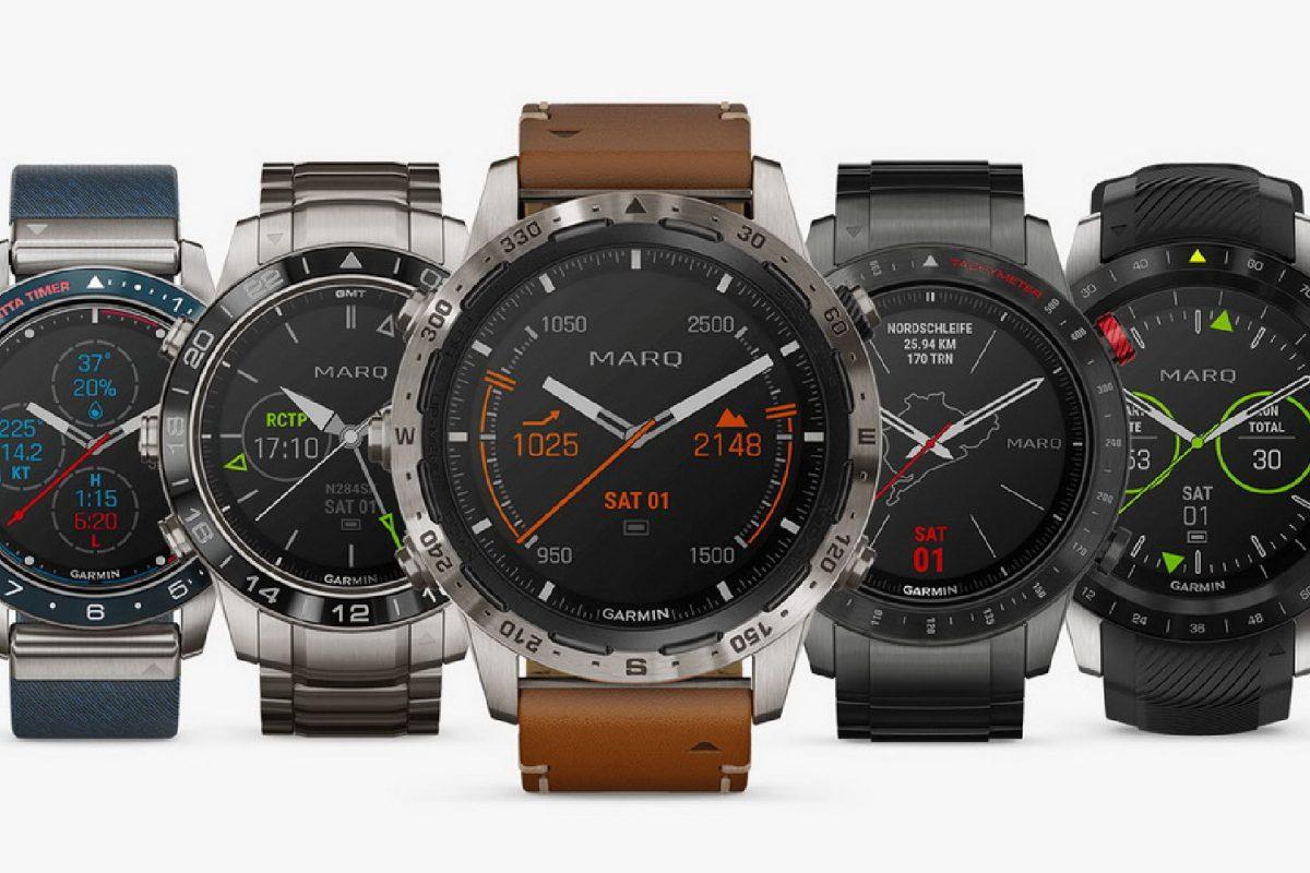 Garmin Marq: Το smartwatch που φιλοδοξεί να αντικαταστήσει το Rolex σας