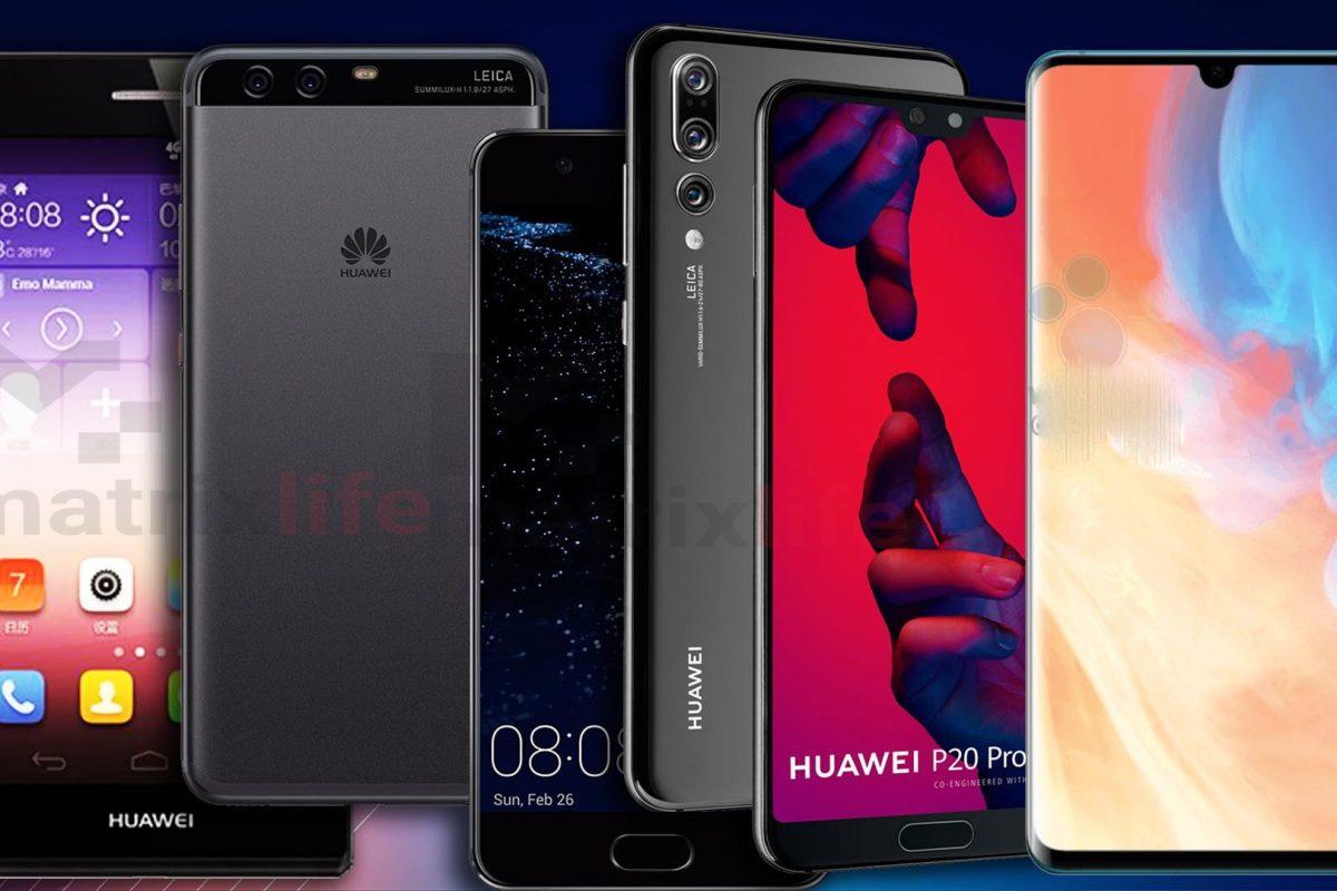 Huawei P series: Μια φορά και έναν καιρό ήταν ένα φωτογραφικό κινητό…