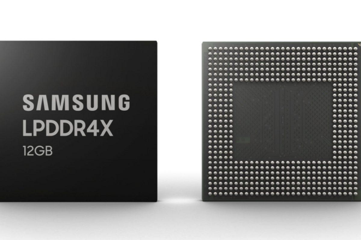 Η Samsung φέρνει τα 12GB RAM στα κινητά επόμενης γενιάς