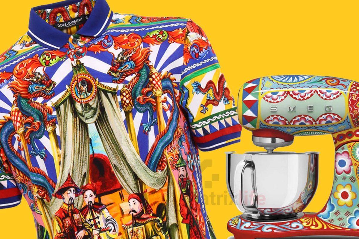 Η SMEG και οι Dolce & Gabbana φέρνουν την πασαρέλα μέσα στην κουζίνα σας!