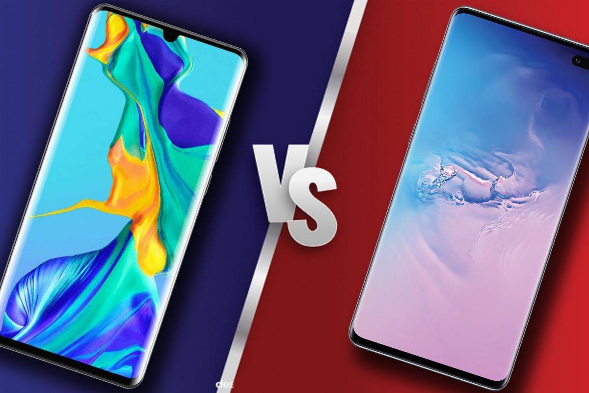 Huawei P30 Pro VS Samsung Galaxy S10+: Τα δύο κορυφαία smartphones μάχονται για την πρωτιά!