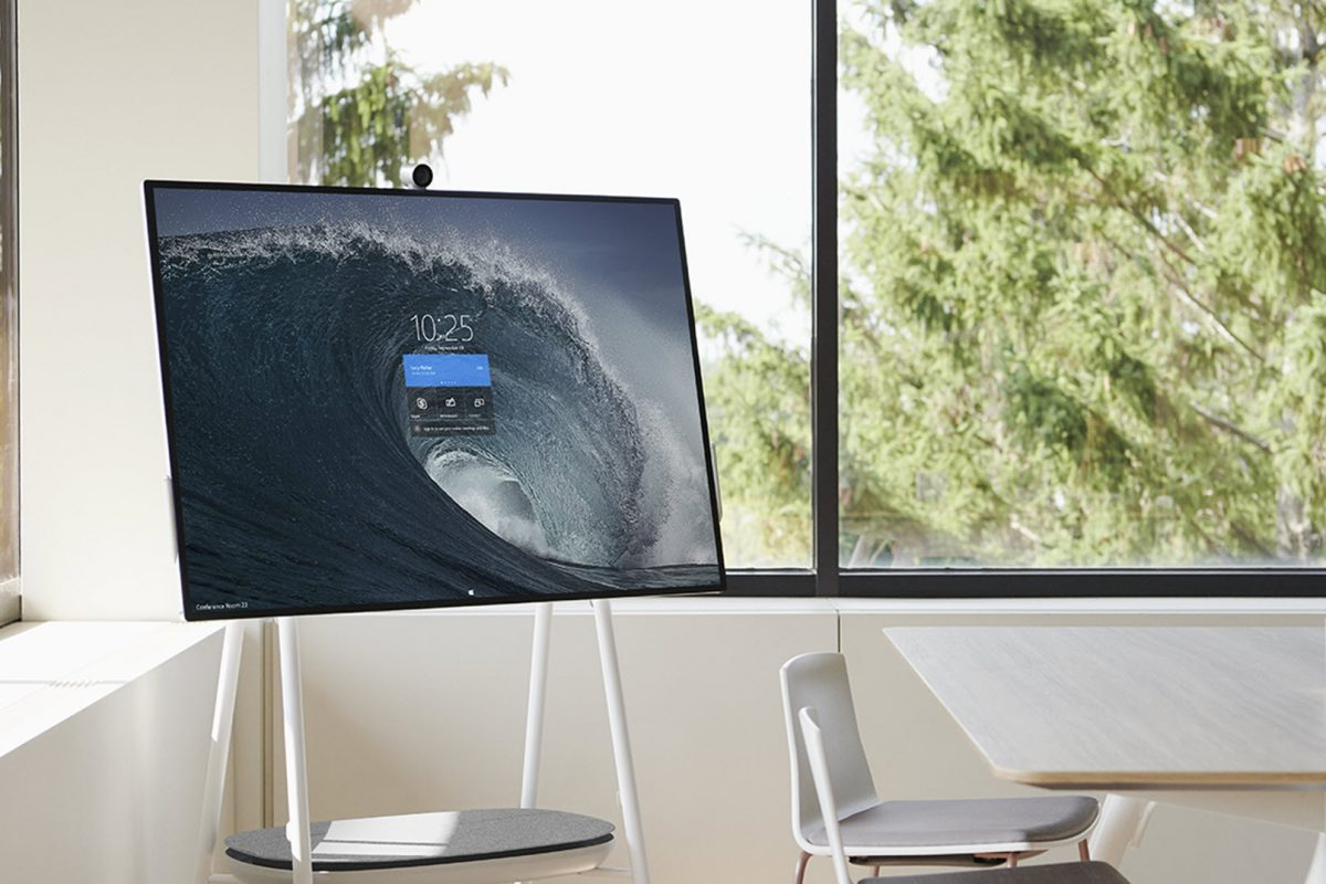 Microsoft Surface Hub 2S: Το απόλυτο εργαλείο για το γραφείο έρχεται τον Ιούνιο σε τιμή που «πονάει»
