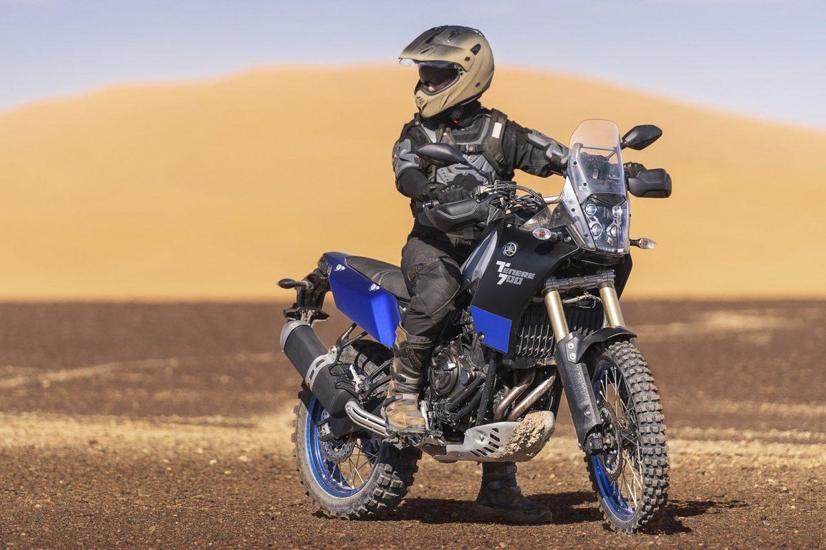 Yamaha Tenere 700: Οι προ παραγγελίες ξεπέρασαν ήδη κάθε προσδοκία!