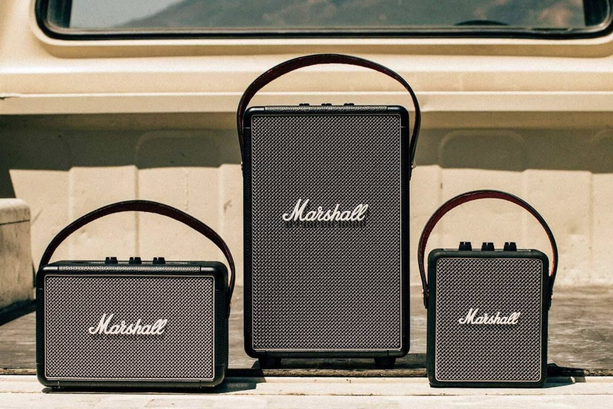 Marshall Tufton & Stockwell II: Ρετρό σχεδίαση, ροκ ήχος και τεράστια αυτονομία μπαταρίας