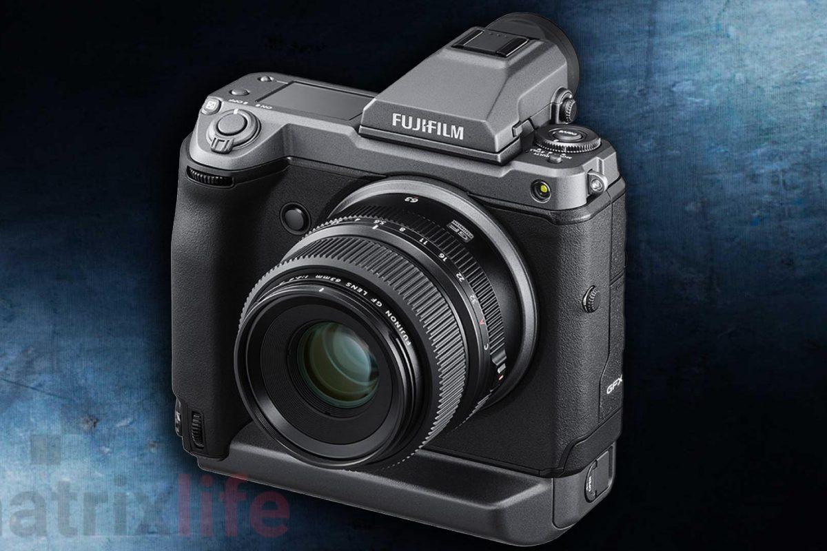 Η Fujifilm παρουσιάζει την μοναδική GFX100 με τον αισθητήρα των 102 megapixels!