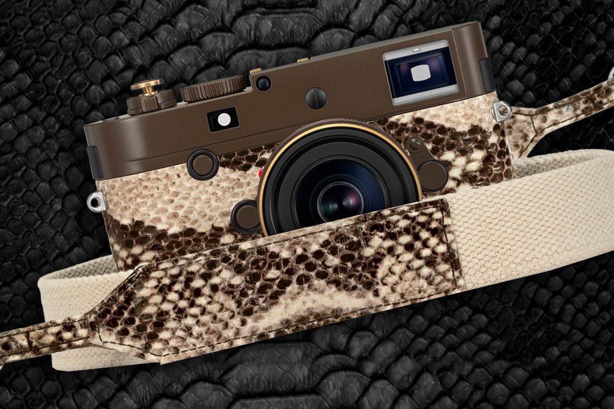 Leica και Lenny Kravitz παρουσιάζουν μια limited edition rangefinder φωτογραφική με μοναδικό design!