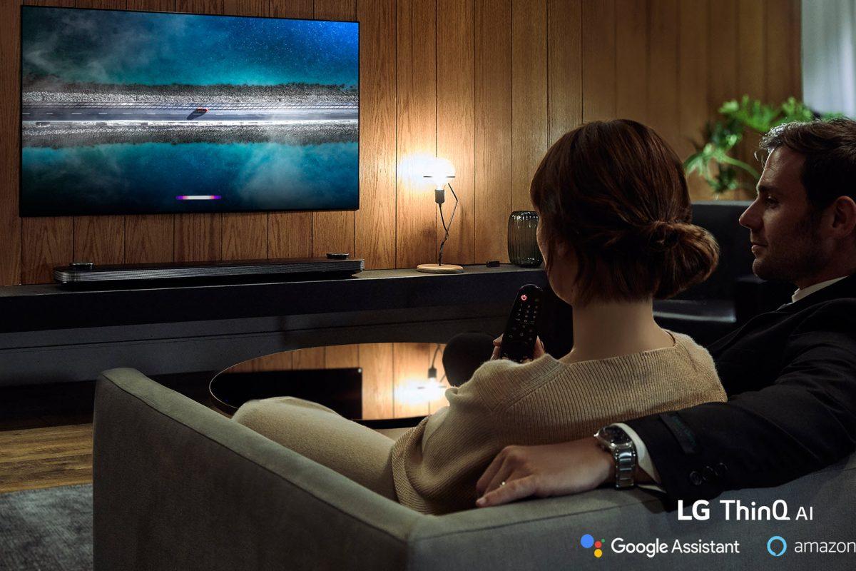 Οι τηλεοράσεις LG του 2019 προσθέτουν το Amazon Alexa δίπλα στο Google Assistant, ενώ και η Siri έρχεται!