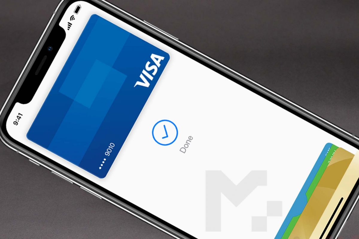 To Apple Pay είναι τώρα διαθέσιμο για κατόχους καρτών Visa στην Ελλάδα και σε 15 ακόμα χώρες στην Ευρώπη