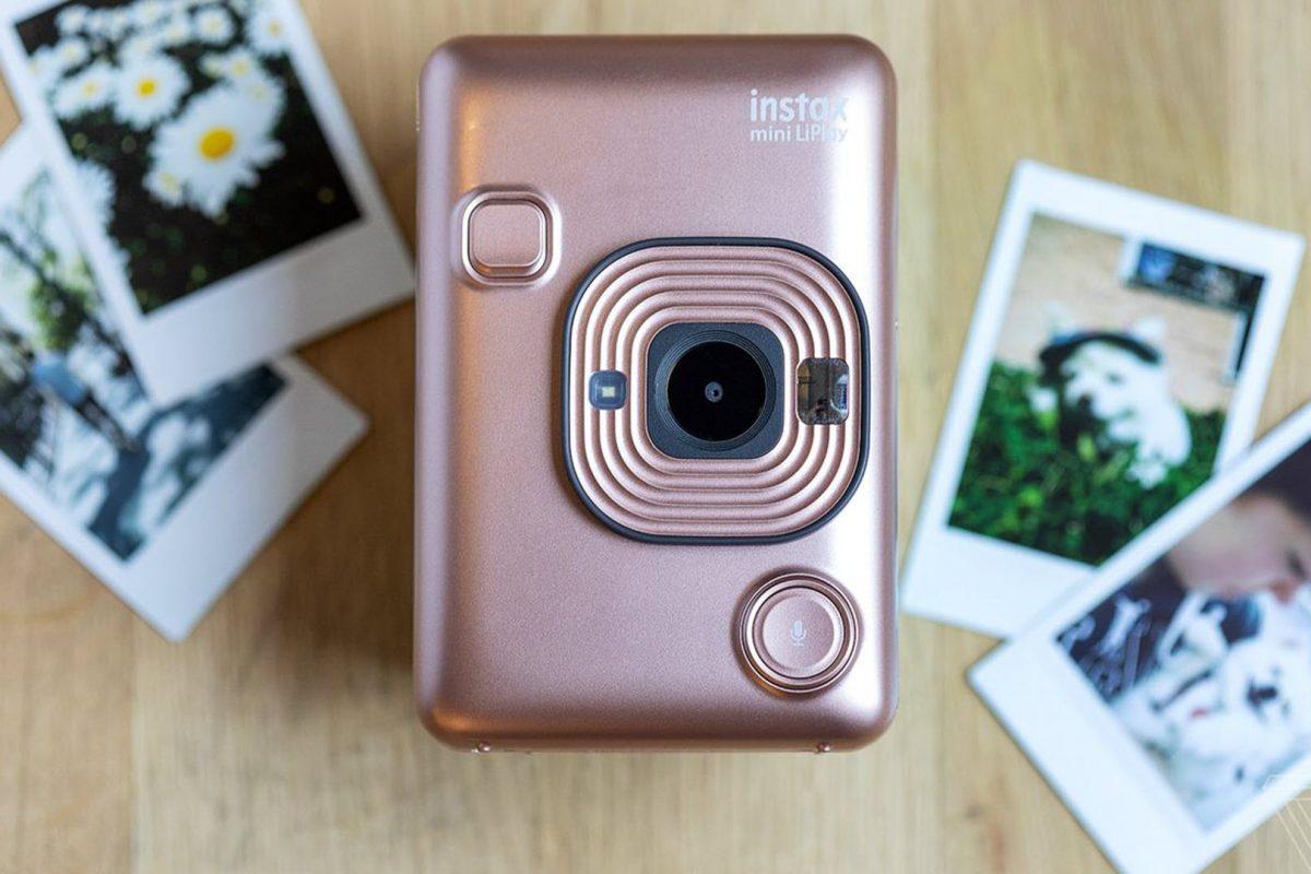 Fujifilm Instax Mini LiPlay, η μικρότερη υβριδική insta φωτογραφική!