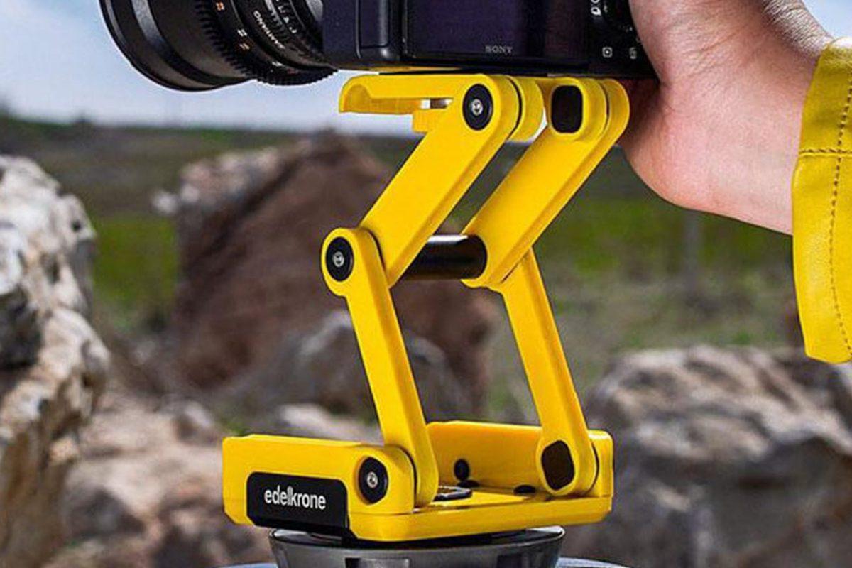 Edelkrone FlexTILT Head 2, τώρα μπορείτε να τυπώσετε την δική σας φωτογραφική κεφαλή στο σπίτι!