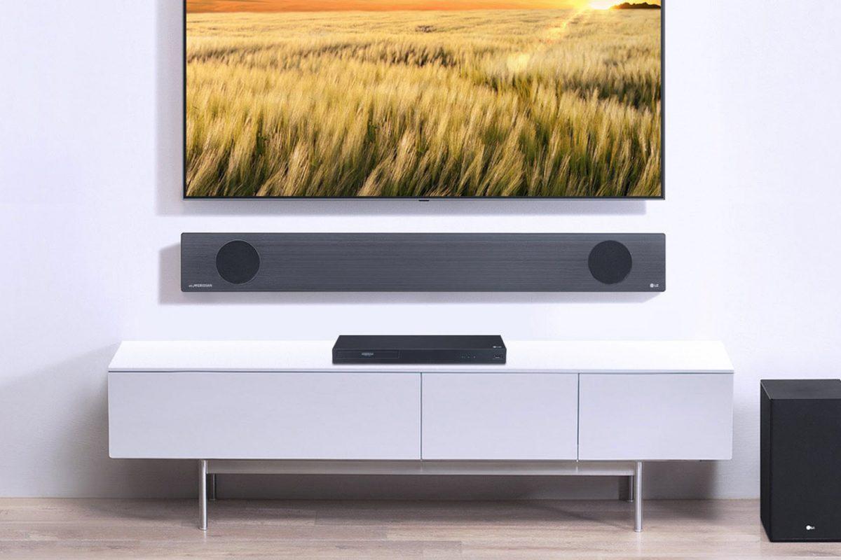 LG Sound Bars 2019: Ποιοτικός ήχος, συνδεσιμότητα και μοναδικά χαρακτηριστικά