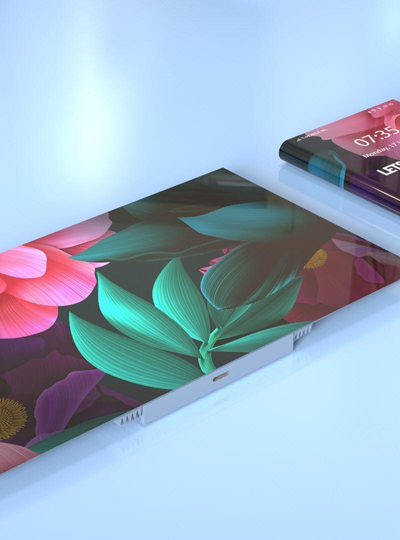 Μπορεί το Mate X να καθυστερεί, αλλά η Huawei ετοιμάζει ακόμη ένα υπέροχο foldable!